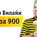 Тариф Билайн «Все за 900». Описание тарифного плана