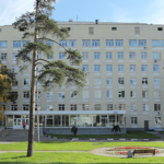 Городская клиническая больница им. А.К. Ерамишанцева бывшая ГКБ 20